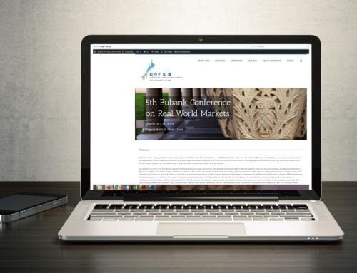 University Conference & Website