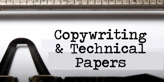 Copywriting & Technical Papers