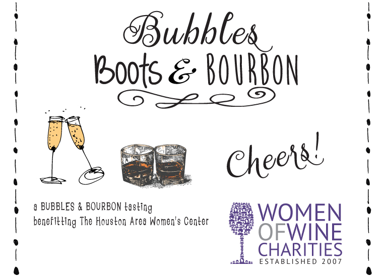 WOW logo - Bubbles & Bourbon