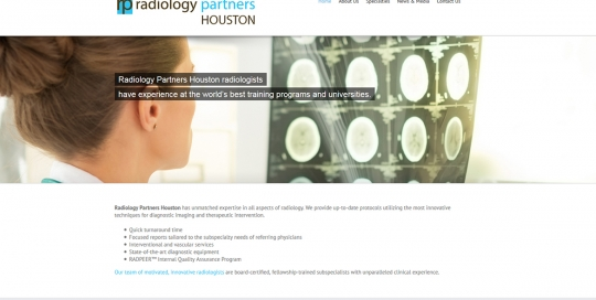 RP Houston website
