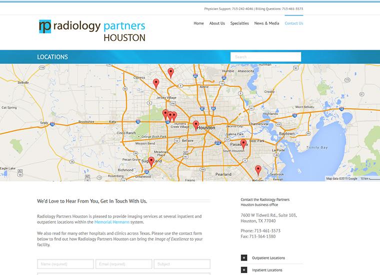 RP Houston locations