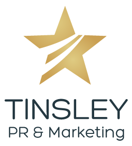 Tinsley PR & Marketing Retina Logo