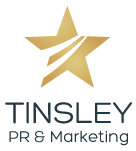Tinsley PR & Marketing Logo